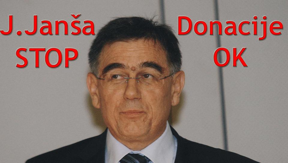 Pirnat: Janša ne sme biti poslanec, donacije bolnišnicam pa so O. K.! Bog pomagaj, pa takšni pravniki!