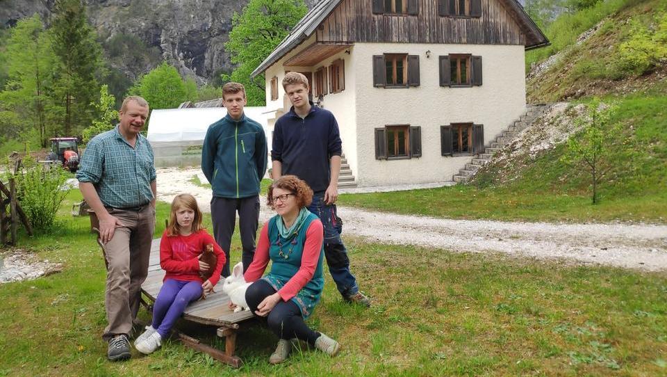 Recept za uspeh najboljše turistične kmetije v Evropi