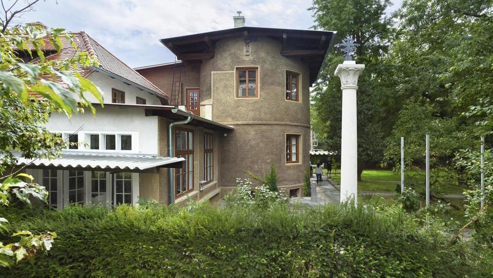 Plečnikova hiša, odsev duha varčnega velikega arhitekta