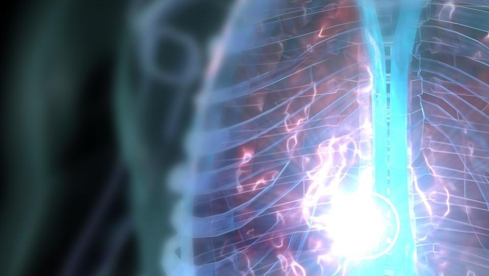 Infekti so »priložnost«, da najdemo bolnike s slabšo pljučno funkcijo