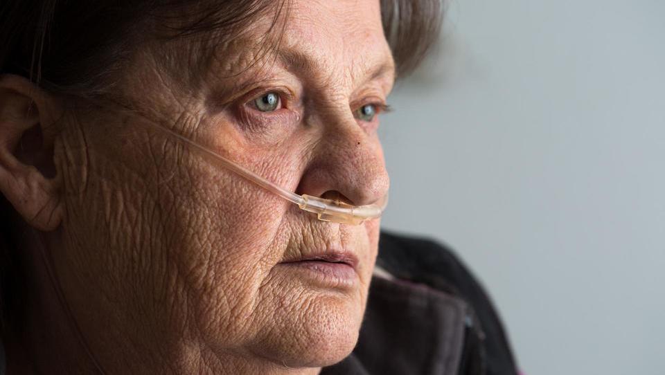 Za bolnike s KOPB in ACO najbolj usodne kronične respiratorne bolezni