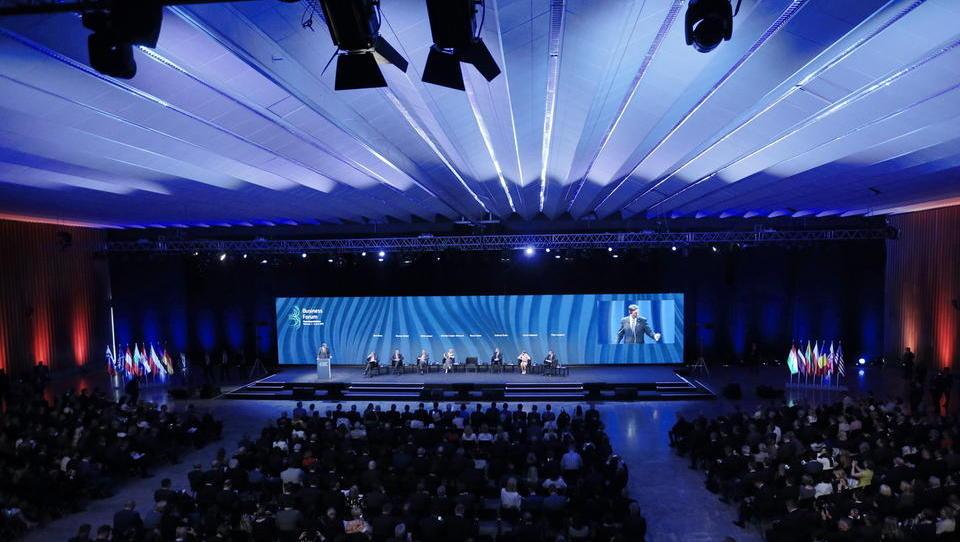 Države v okviru pobude Tri morja za oblikovanje močne energetske infrastrukture