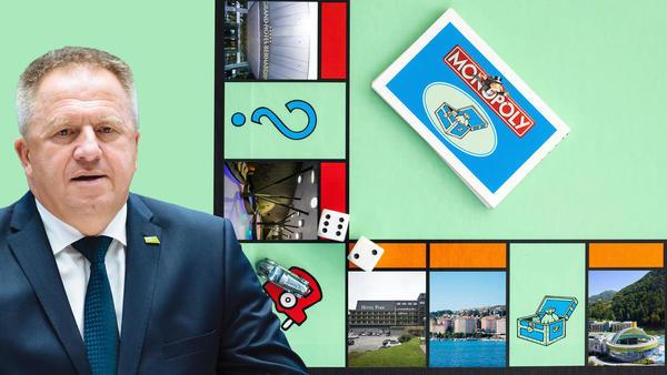 Počivalškov monopoli se pospešeno razvija: pred tem Sava še proda Salinero Trigalu