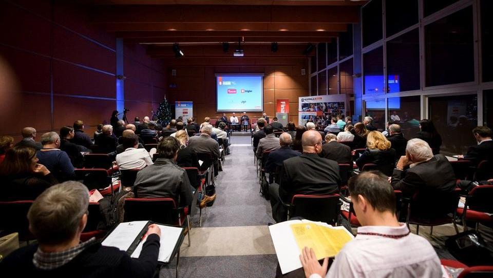Na Podjetniškem forumu v torek delijo izkušnje tudi novomeška farmacevtska družba Krka, Domel, Mizarstvo Kos in GeoEnergetika