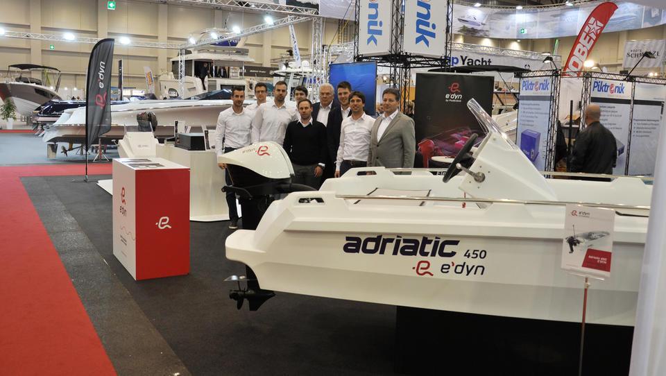 Der slowenische Durchbruch in der maritimen E-Mobilität