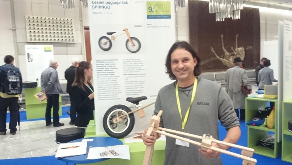 Forum inovacij: od domačih elektrarn do lesenih 'poganjalčkov'