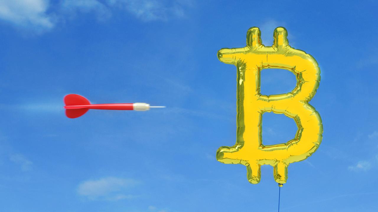 (graf dneva) Črni dnevi za bitcoin