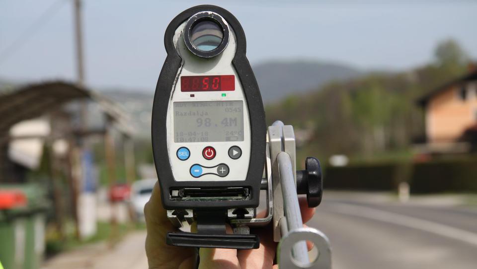 Hrvaška zvišuje kazni za prometne prekrške