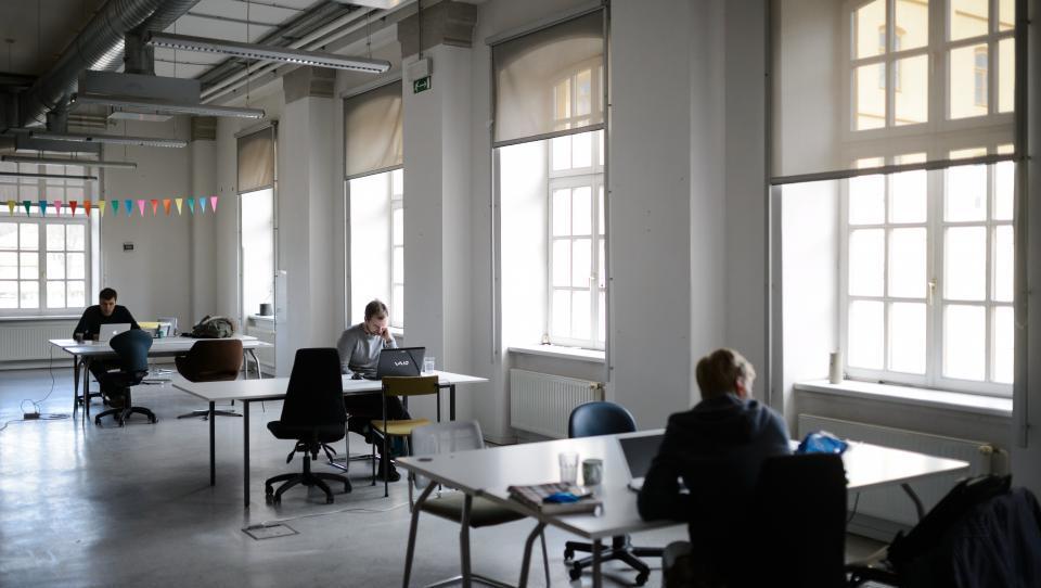 Išče se najboljši coworking prostor