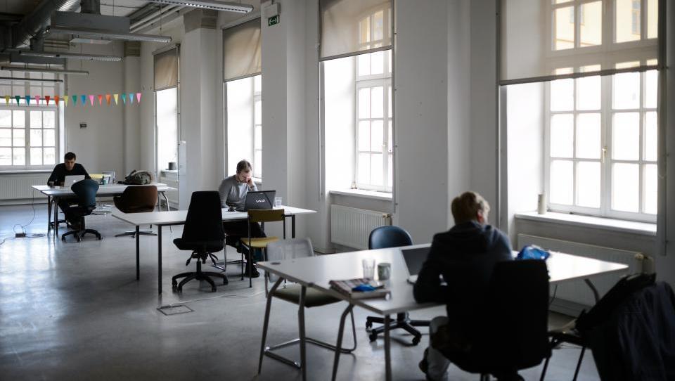 Denar za »najboljše coworking prostore« prejme ...