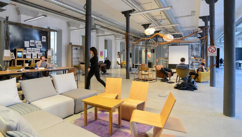 Kreativni center Poligon med petimi najboljšimi v Evropi
