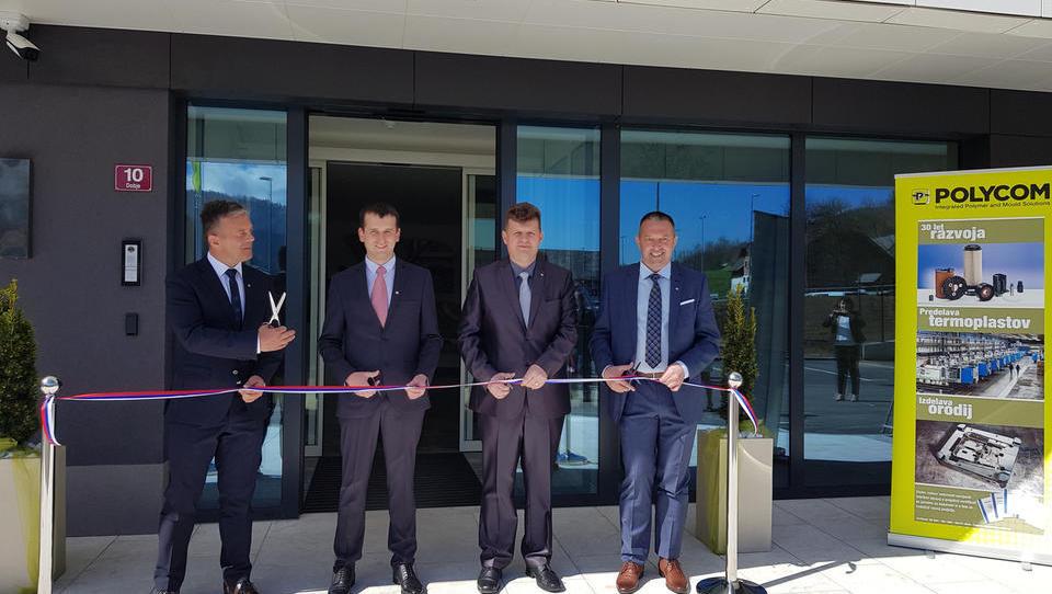 Polycom: nova tovarna za 12 milijonov evrov za 40-odstotno rast