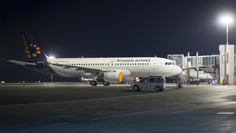 Brussels Airlines odpušča in ukinja destinacije. Kako je z Brnikom, še ni znano
