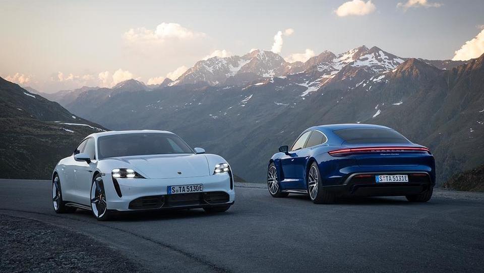 Porsche, kot ga še ni bilo