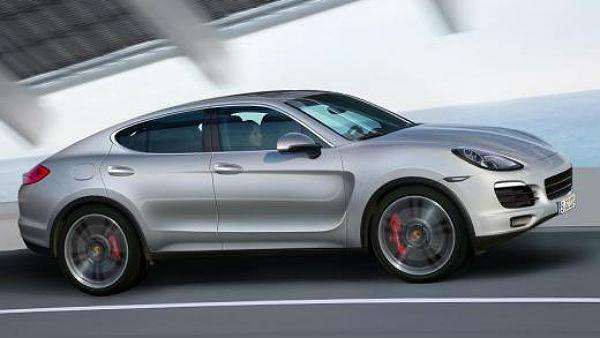 Porsche snuje kupejevsko različico cayenna