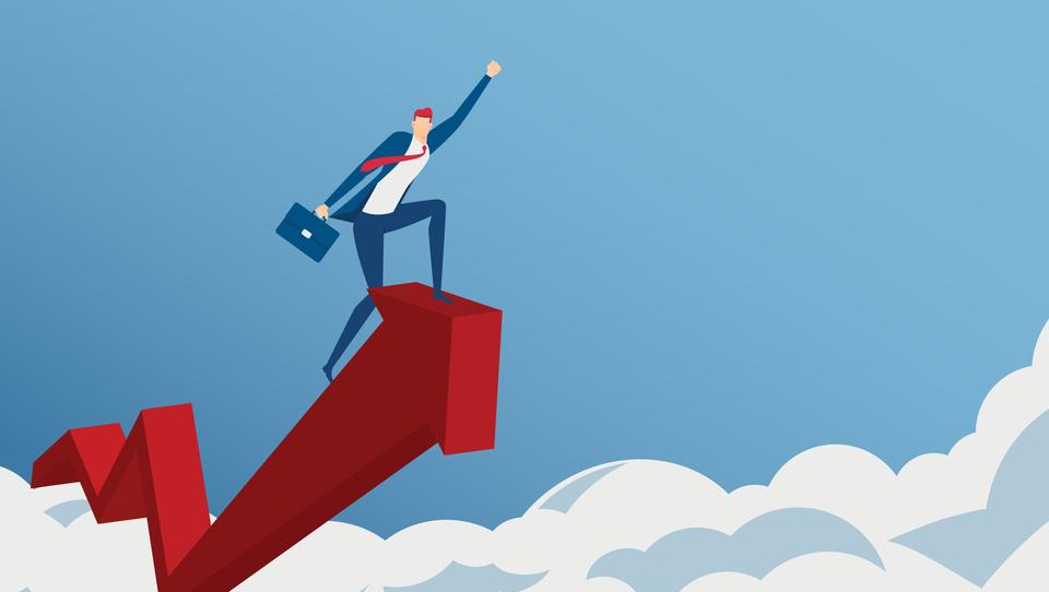 Mala in srednja podjetja: dodana vrednost raste hitreje kot v velikih podjetjih
