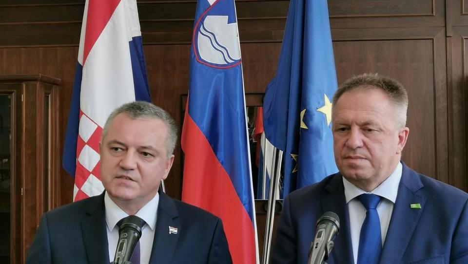 Gospodarska menjava med Slovenijo in Hrvaško: Sodelovanje, partnerstvo in skupaj