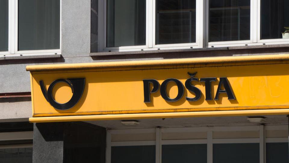 Pošta na dražbo pošilja poslovni stavbi v Kranju in Novem mestu