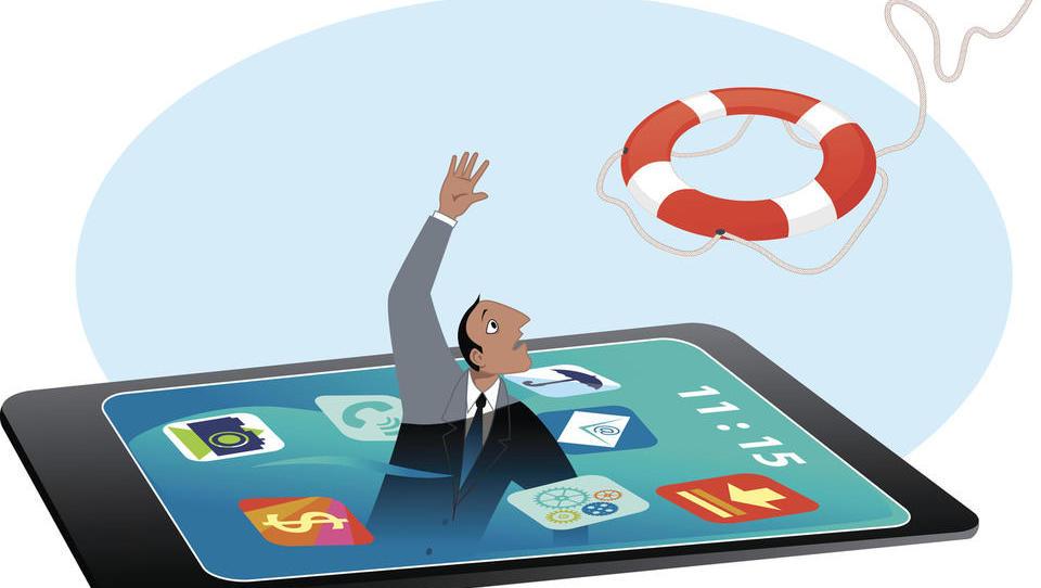 Imam nov telefon! Kako naj prenesem plačljive aplikacije?