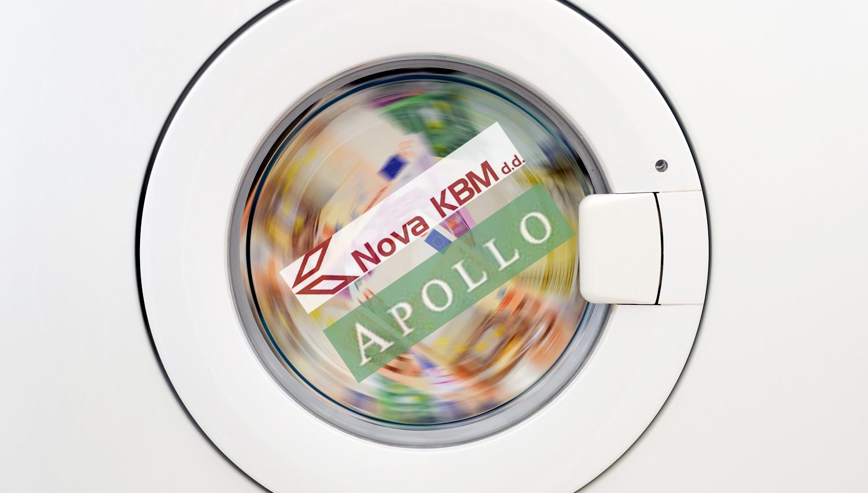 Hoče Apollo kupiti kakšno slovensko banko? Težka bo. Neuradno: njegova NKBM ima prepoved prevzemov zaradi pranja denarja
