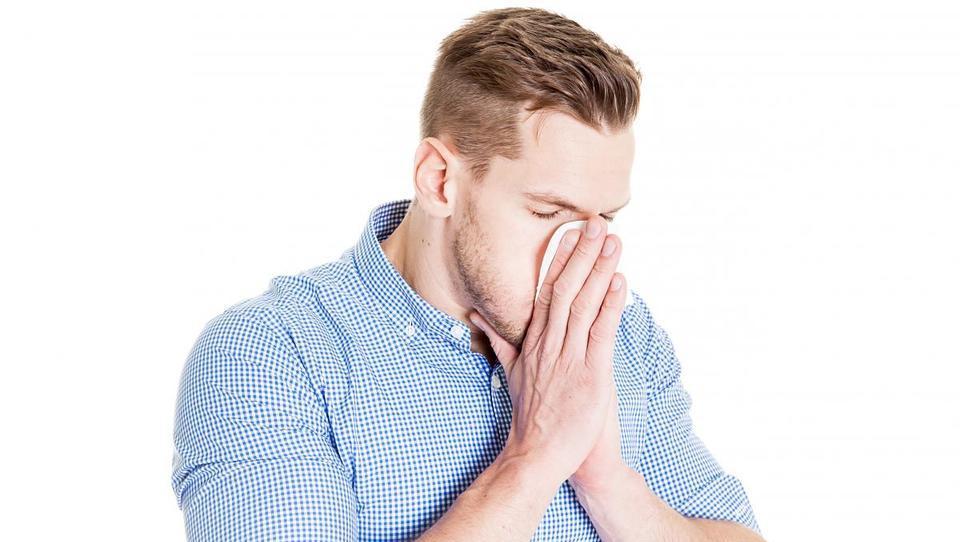 Nos je pomemben ščit pred mikrobi
