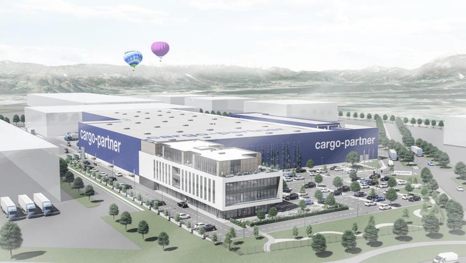 Brnik: zelena luč za 25-milijonsko naložbo cargo-partnerja