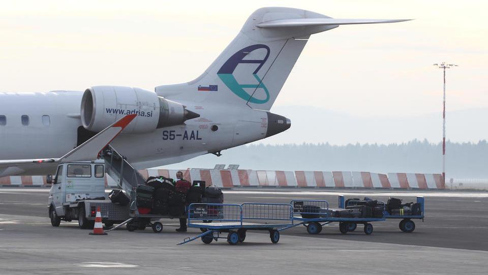Bilanca Adrie Airways pod lupo agencije za nadzor nad revidiranjem