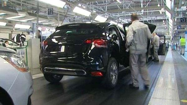 Peugeot in Citroën širita proizvodne zmogljivosti