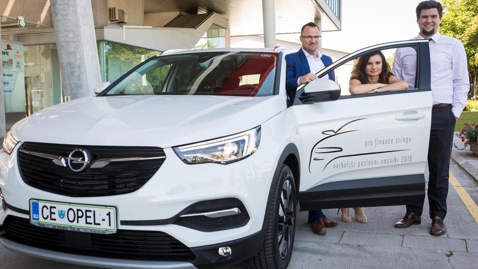 Oplov poslovnež za najboljše poslovne voznike 2018