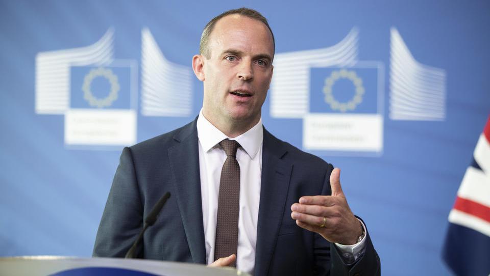Britanska vlada je objavila napotke za scenarij izstopa brez dogovora