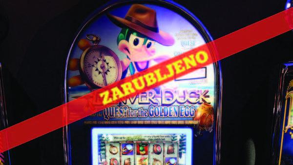 Racmanovi igralni avtomati na dražbo