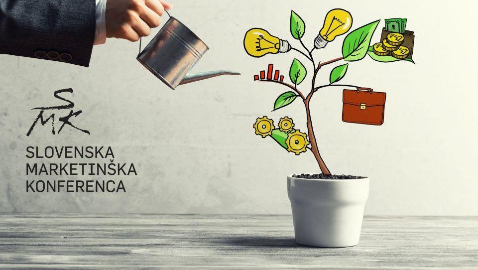 Iz majhnega (z)raste veliko. Predstavite svojo rast na osrednjem marketinškem dogodku leta, 24. SMK!