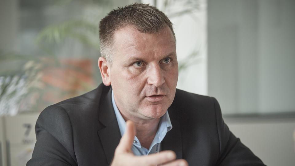 (intervju) Simon Rečnik: Strahovom, da bo Lek le 'pakirnica', se lahko danes le nasmehnemo