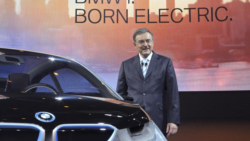 BMW odgovornost predaja naslednji generaciji