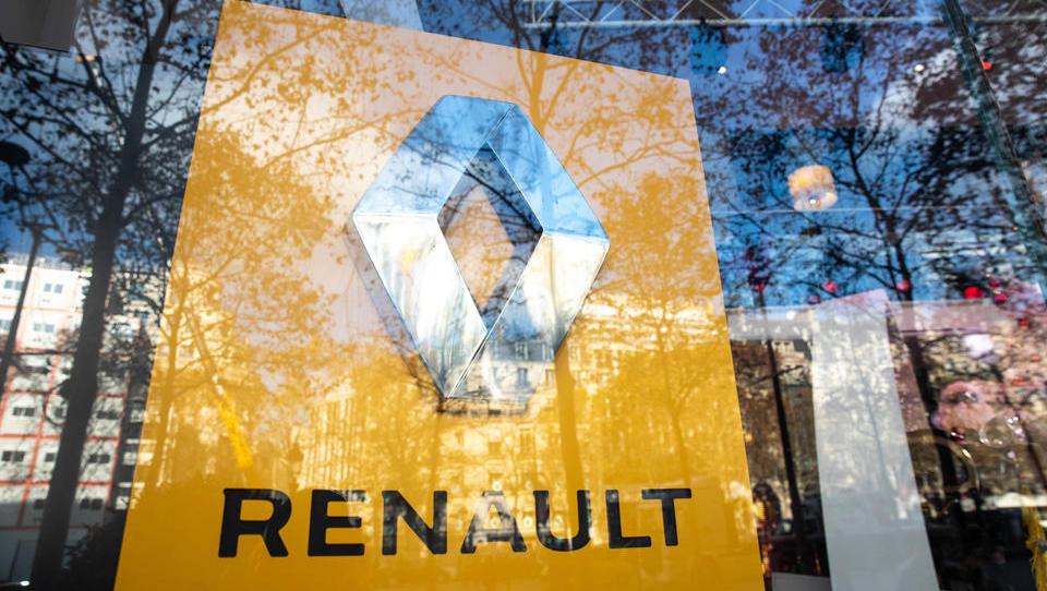 Renault lani z rekordno prodajo