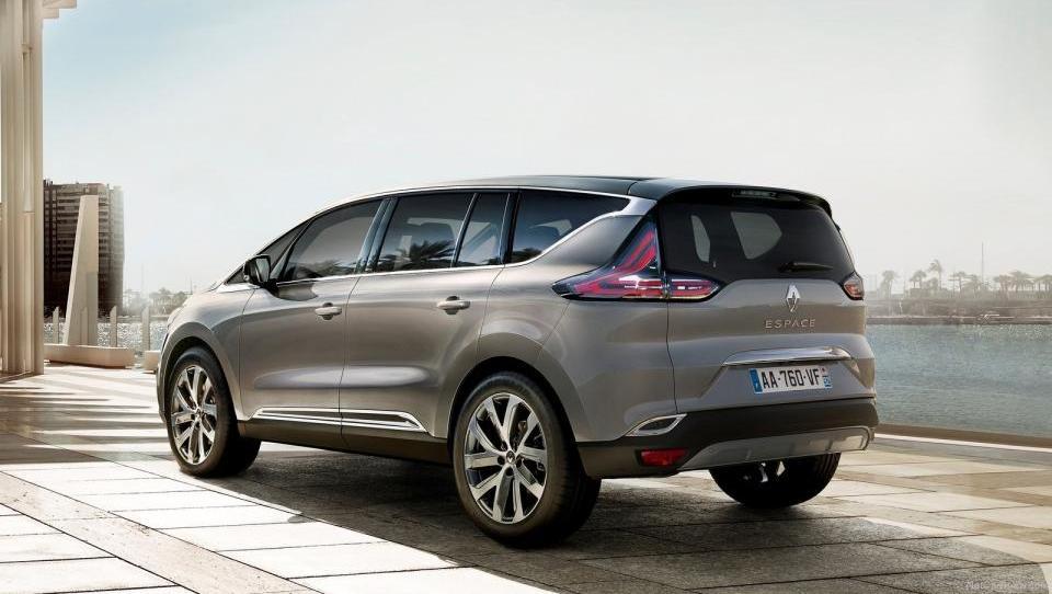 Renault espace bo stal toliko kot BMW 3, mercedes-benz C,...