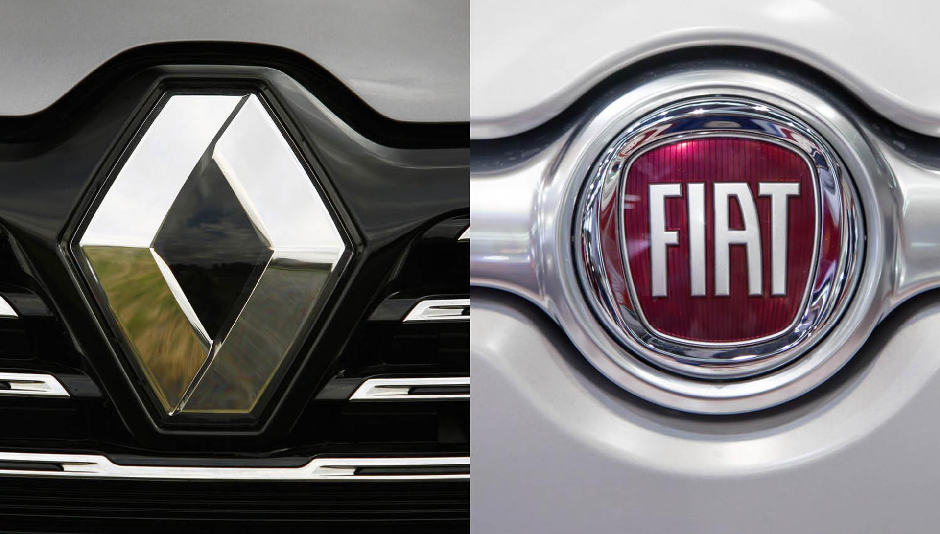 Fiat odstopil od združitve z Renaultom