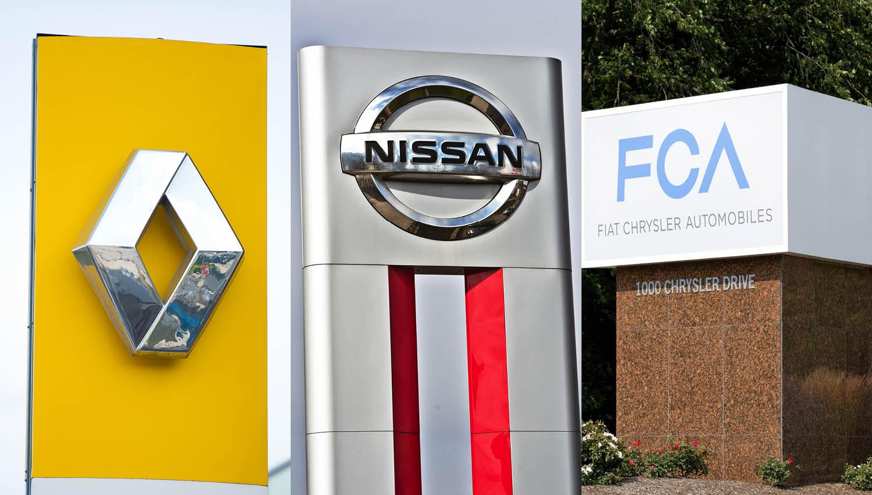Fiat Chrysler je potrdil pogajanja za združitev z Renaultom