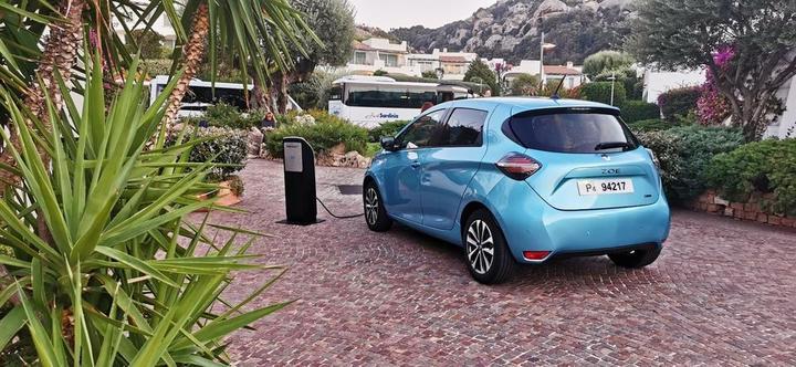Renault zoe, predstavitev Sardinija, foto: Milos Milac