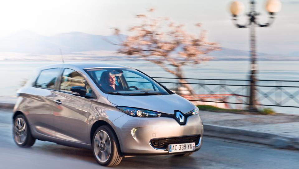 Renaultove električne sanje uradno dosegle tudi nas
