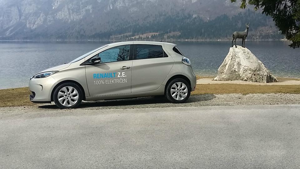 Renault želi z velikimi koraki elektrificirati Slovenijo