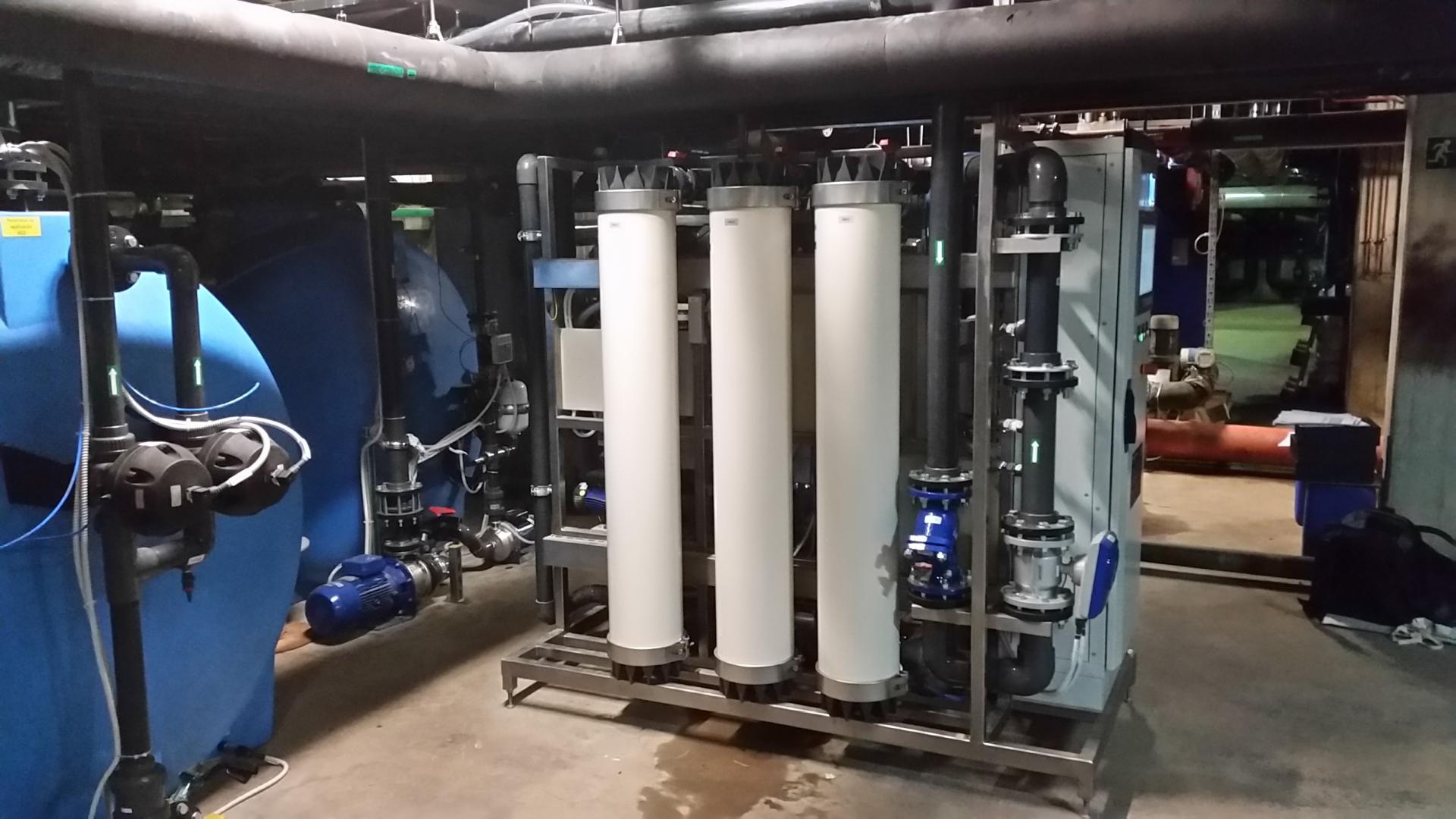 (foto) Kako so v Zdravilišču Radenci z Resalto prihranili pri filtriranju bazenske vode