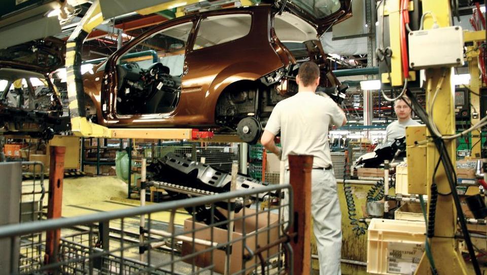 Twingo in smart v Revoz prinašata novih 270 delovnih mest