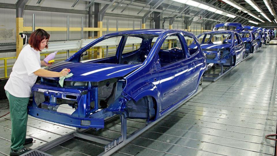 Revoz letos načrtuje 15-odstotno rast proizvodnje