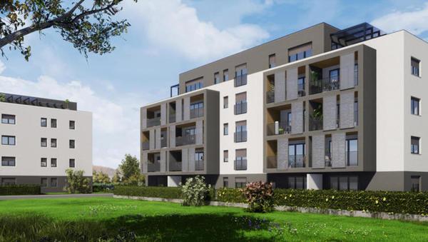 Nekdanji outfitovci bodo v Celju gradili 52 stanovanj, v prihodnje morda še štirikrat toliko
