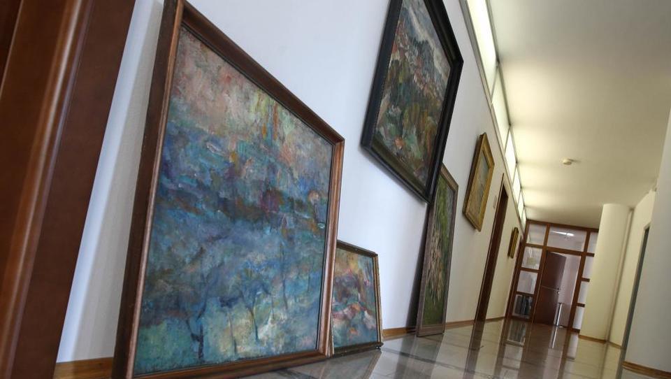 Mega dražba impresionistov:  umetniška zbirka Staneta Valanta danes na dražbi