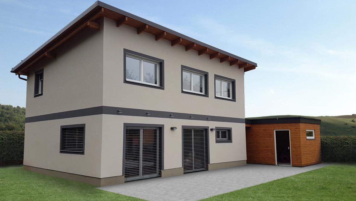 Rihter bo za javnost odprl dve pasivni hiši