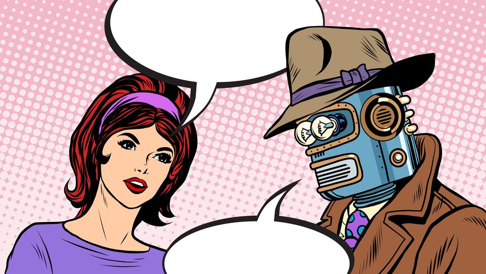 Bodo roboti upravljali vaš denar ali ga bo žena?
