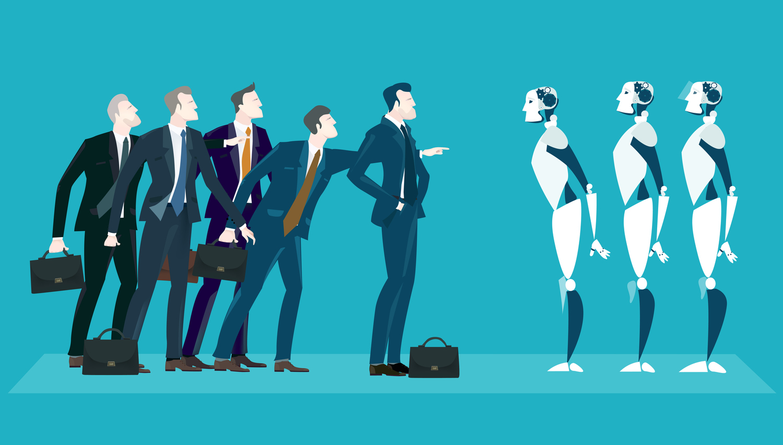 Kako zmagati v dobi robotizacije služb