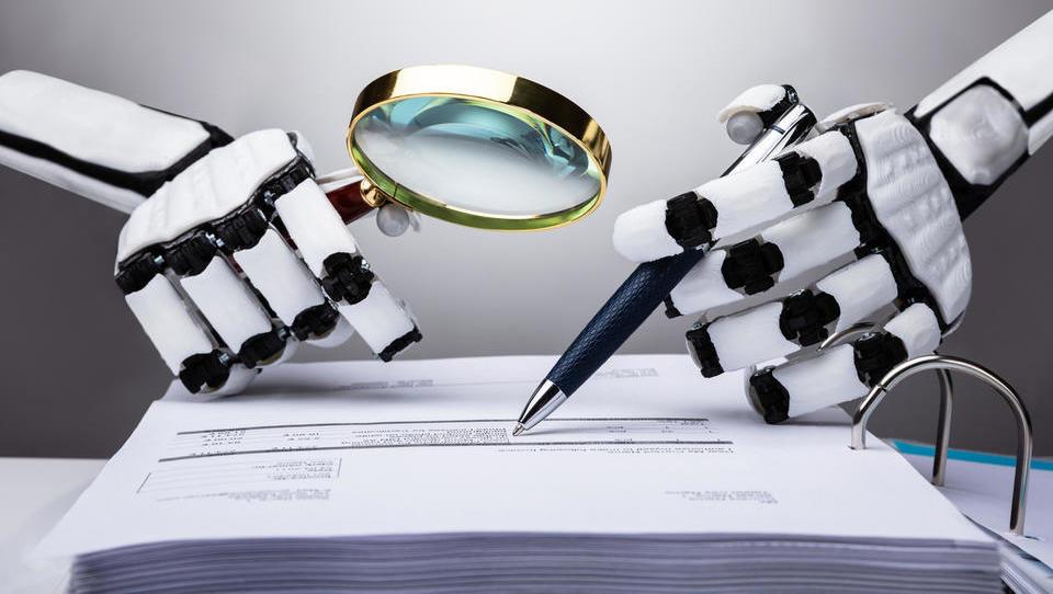 Pozor, slovenska davkarija je opremljena z avtomatično zaznavo tveganj